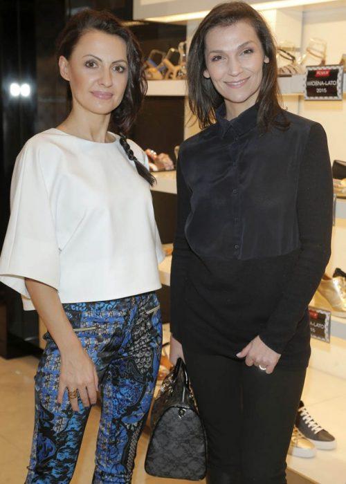 Natalia Skrzypska i Olga Bończyk